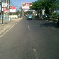 Photo taken at Jalan Urip Sumoharjo by Muhammad S. on 3/29/2013