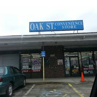 Photo taken at Oak Street Convience Store by Jacquie V. on 3/6/2013