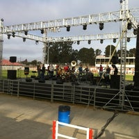 Photo taken at California Rodeo Salinas by Aaron M. on 9/23/2012