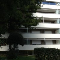 Photo taken at American College Of Greece- Residence 1 by Litsa P. on 3/8/2013