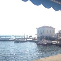 Photo taken at Roussos by Litsa P. on 8/14/2013