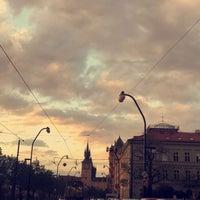 Photo taken at Praha 1 by Khal . on 4/26/2018