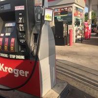 Photo taken at Kroger Fuel by Julia G. on 9/20/2017