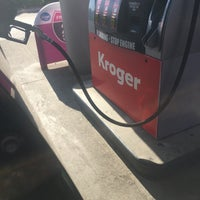 Photo taken at Kroger Fuel by Julia G. on 5/26/2017