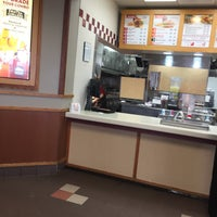 Photo taken at Wendy's by Julia G. on 2/23/2017