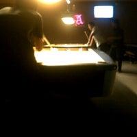 Photo taken at Arena Pool & Cafe by Reynus G. on 2/27/2013