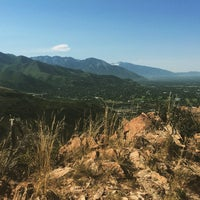 Photo taken at The Living Room Hike by Scott R. on 6/25/2015