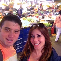Photo taken at Mercadona Sta. Eulàlia by Ilker I. on 5/15/2015