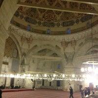 4/7/2013 tarihinde Ilker I.ziyaretçi tarafından Üç Şerefeli Camii'de çekilen fotoğraf