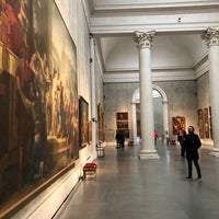 Photo taken at Galleria Nazionale by Ilker I. on 12/28/2017
