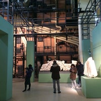 Photo taken at Centrale Montemartini by Ilker I. on 1/22/2017