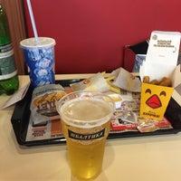 5/2/2018 tarihinde Елена Д.ziyaretçi tarafından Burger King'de çekilen fotoğraf