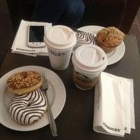 Photo taken at Starbucks by Natalie M. on 3/12/2013