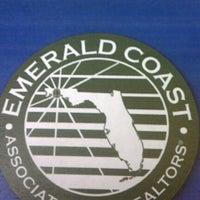 Photo taken at Emerald Coast Association of Realtors by Scott J. on 10/16/2012