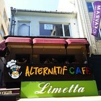 Photo taken at Alternatif Cafe by veCaglar on 9/7/2014