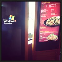 Photo taken at Pei Wei by Daniel F. on 5/2/2013