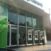 Photo taken at Garanti Bankası by Elcin Sabra M. on 7/15/2013