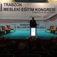 Photo taken at Şehit Samet Uslu Kız Anadolu İmam Hatip Lisesi by Tuğba G. on 2/28/2017