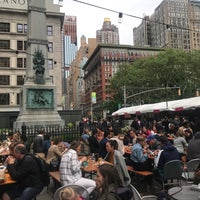 Photo prise au Mad. Square Eats par JR G. le5/18/2018