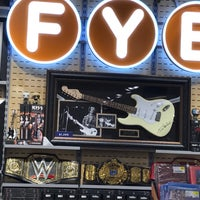Photo taken at FYE by Scooter T. on 10/3/2017