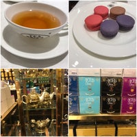 Photo taken at TWG Tea by Scooter T. on 1/22/2017