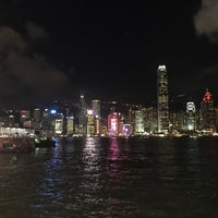 Photo taken at Tsim Sha Tsui by Scooter T. on 8/14/2017