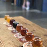 Photo taken at Cleophus Quealy Beer Company by Justin B. on 7/16/2017