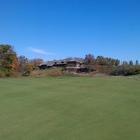 Photo taken at Blackwolf Run Golf Course by A N. on 10/8/2012