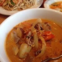 Photo taken at Nahm Thai Kitchen by Goji Yerba W. on 2/22/2015