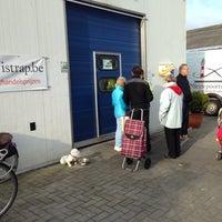 Photo taken at De Nieuwpoortse Vistrap by St D. on 10/2/2013