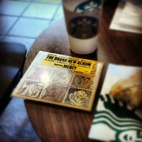 Photo taken at Starbucks by Brandon M. on 9/21/2012