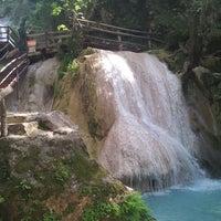 Foto scattata a Gizli Cennet Şelalesi da Sercan U. il 4/30/2013