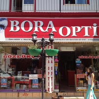 Photo taken at Bora Optik by Mehmet K. on 8/5/2013