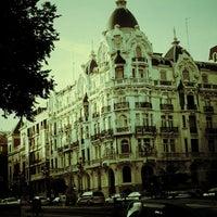 Photo taken at Madrid by Albert V. on 2/26/2013