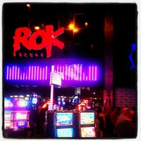 Photo taken at ROK Vegas Nightclub by Shane A. on 4/1/2012