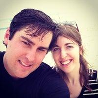 Photo taken at Marcoola Beach by JK D. on 8/14/2013