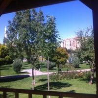 Photo taken at Saray Bosna Parkı by Songül Ö. on 9/5/2013