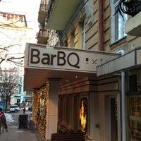 Photo taken at BarBQ by Julia K. on 3/1/2013
