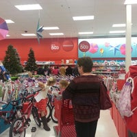 Photo taken at Target by Kate O. on 12/26/2012