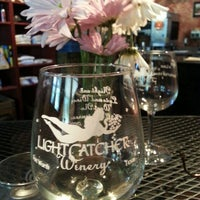 Photo taken at LightCatcher Winery & Bistro by Tim M. on 8/22/2014