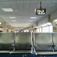 Photo taken at Gate C17 by Tim M. on 10/15/2012