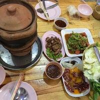 Photo taken at ส้มตำฝากมารุม(สาขา2) by Whacha C. on 9/30/2015