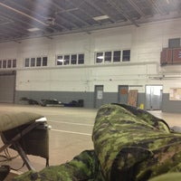 Photo taken at Glace Bay Armouries by Matt K. on 3/3/2013