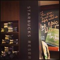 Photo taken at Starbucks by Josh W. on 4/19/2013