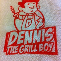 Photo taken at Dennis The Grill Boy by Mark Christian A. on 8/4/2013