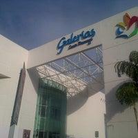 Photo taken at Galerías Santo Domingo by Salvador T. on 5/29/2013