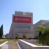Photo taken at Cultural Centre of Belém by Bahar K. on 5/14/2013