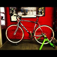 Photo taken at NYC Velo by Gabo S. on 11/20/2012