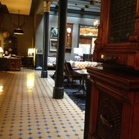 Photo taken at Hotel Jerome by Eric S. on 7/7/2013