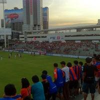Photo taken at PAT Stadium by Dew s. on 4/20/2013